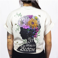 Let Equality Bloom T-shirt