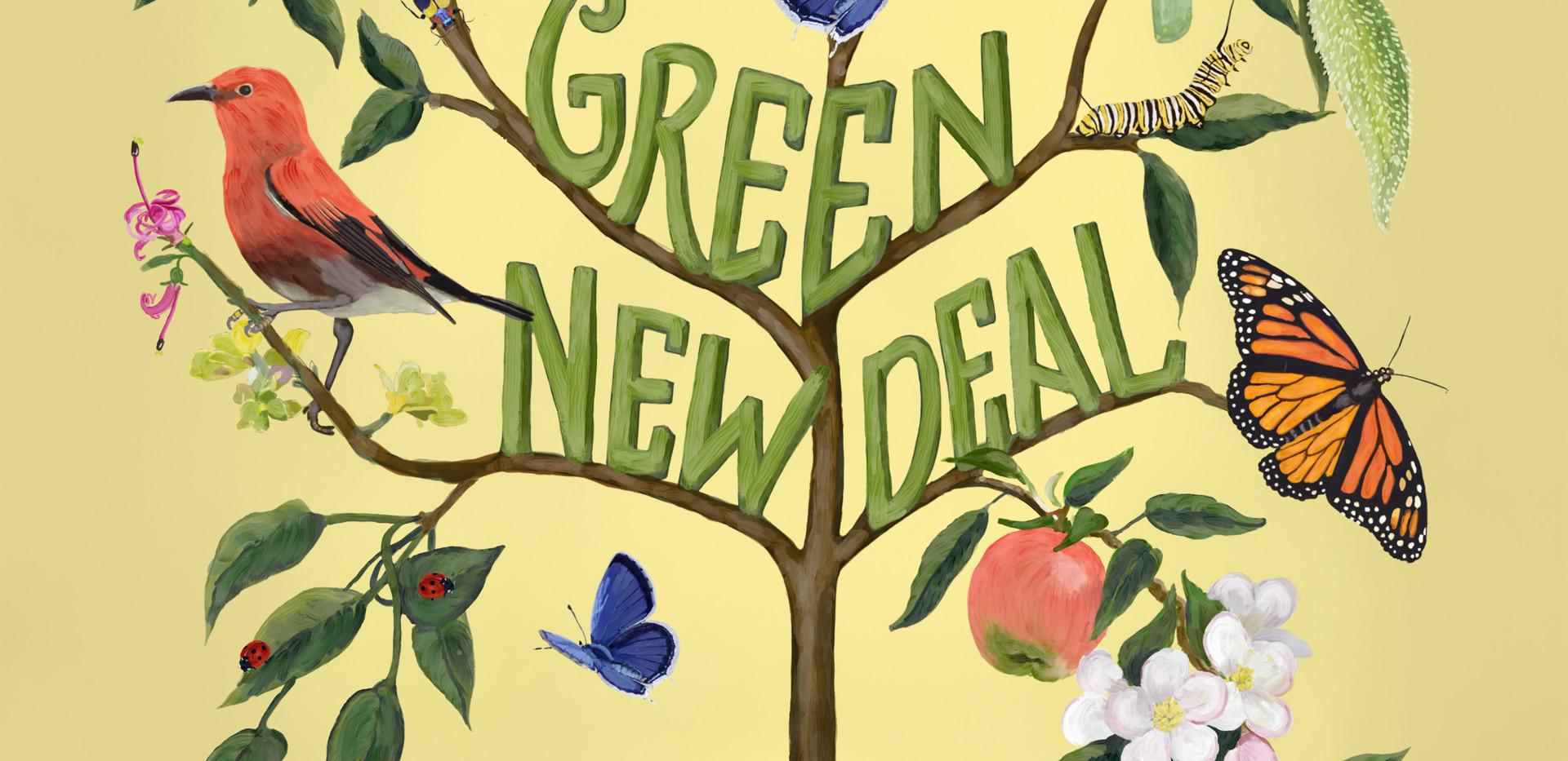 GREEN NEW DEAL - LIGHT