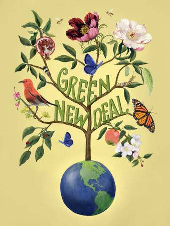 GREEN NEW DEAL - LIGHT