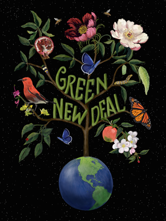 GREEN NEW DEAL - DARK