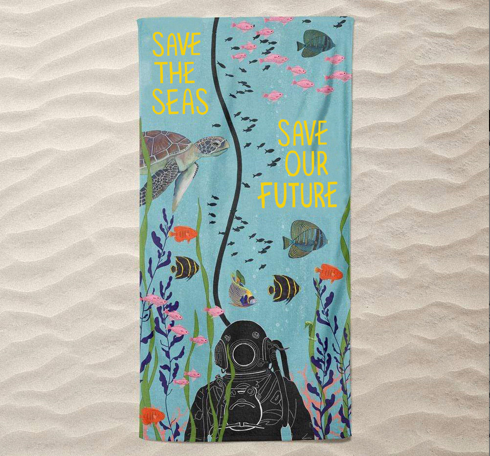 Save The Seas - Save Our Future