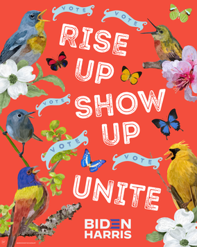Rise UP Show UP and UNITE!