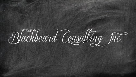 Blackboard Consulting Inc.