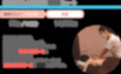 ★時間がない人のための90分ショート¥14310         所要時間140分  骨格調整、筋肉調整、トレッチ(筋トレ+ストレッチ)、部分集中アロマリンパドレナージュも受けられる[トレッチ]コースと 骨格調整、筋肉調整、全身しっかりアロマリンパドレナージュの[デトックス]コースの2種類から選べます。