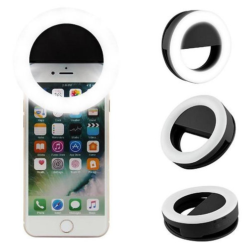 Selfie Ring Light - Aro de luz para celular