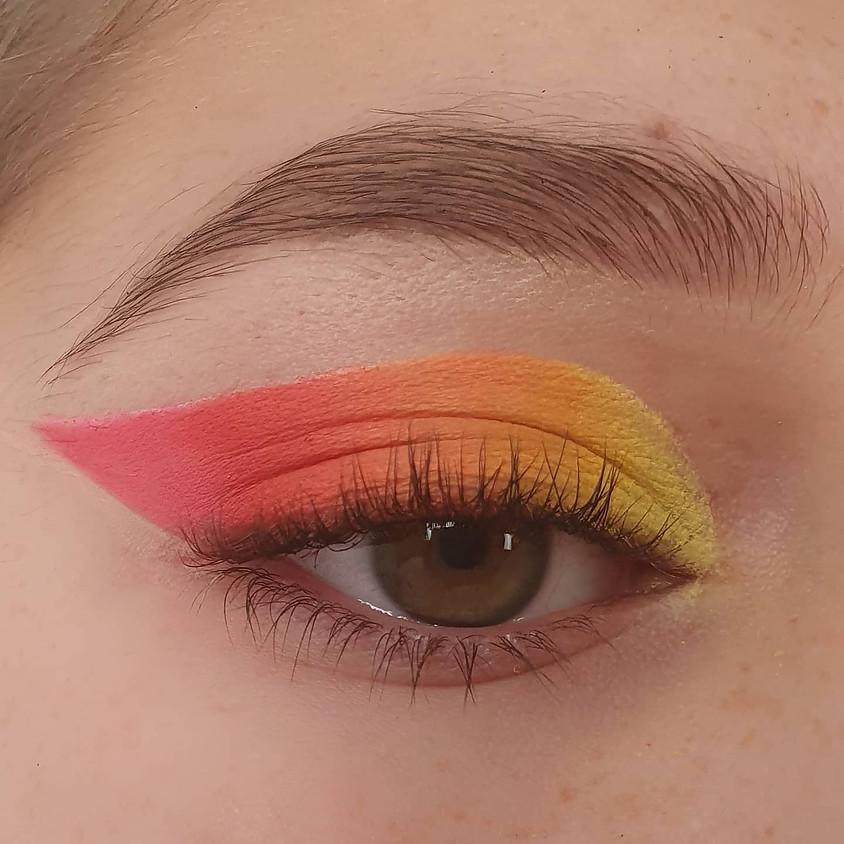 Rainbow Makeup (Intermedio )