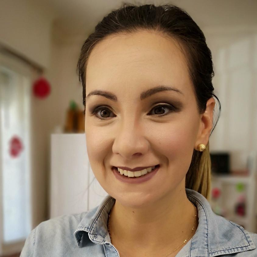 Clase Gratuita: Fresh Look - Makeup Session