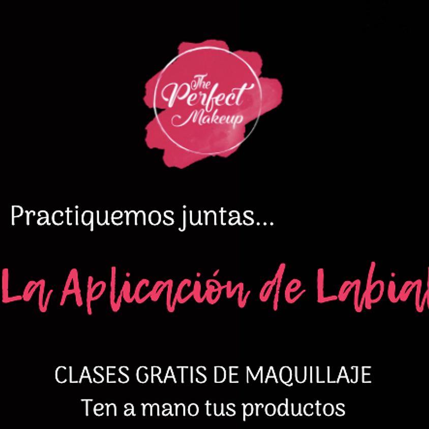 Workshop Aplicación del Labial