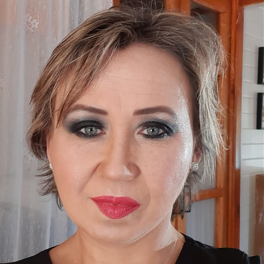 Clase Maquillaje Glam Makeup