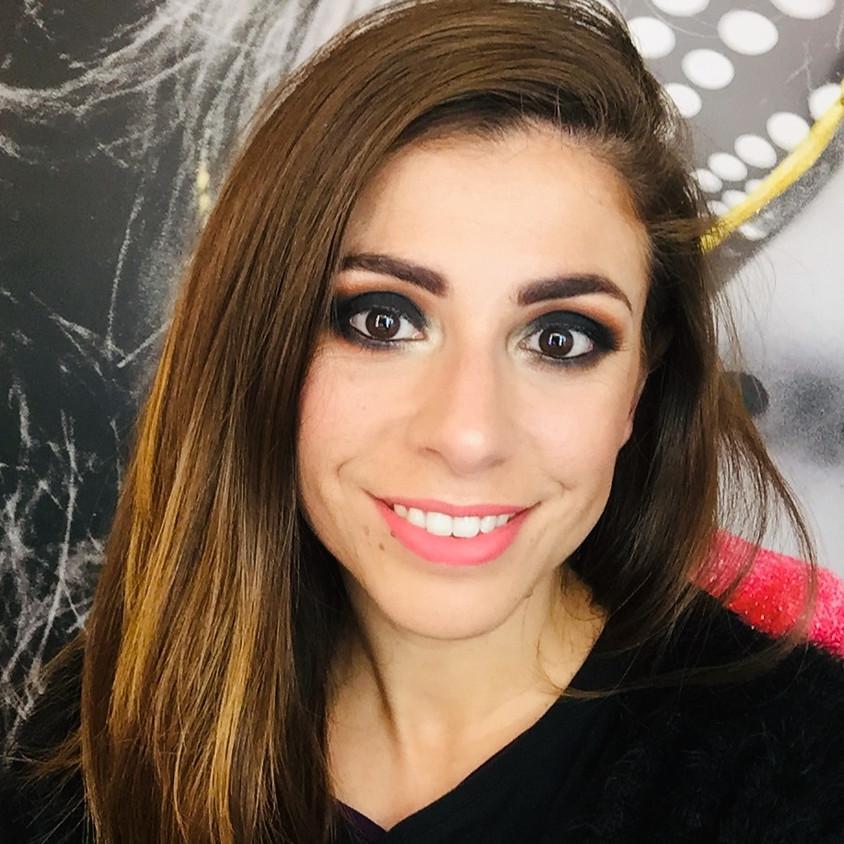Curso Online Makeup - 4 Clases en vivo