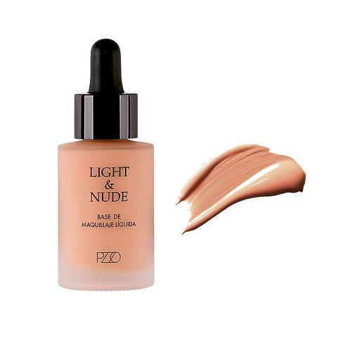 Light & Nude Base Líquida Petrizzio