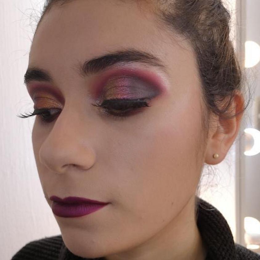 Maquillaje Glam Makeup (Intermedio )