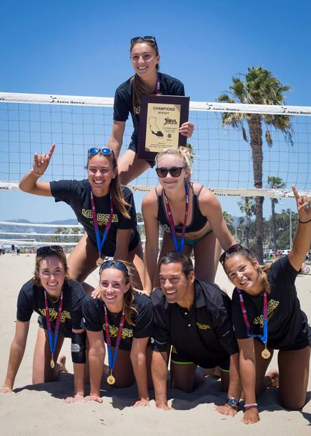 Mira Costa wins 2017 IBVL Title