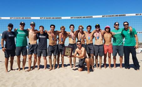 Mira Costa Boys win 2017 IBVL title