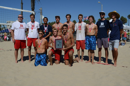 Redondo Union wins Boys' IBVL title