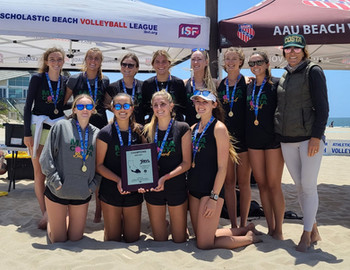 2020-21 Southern Pacific IBVL Champions