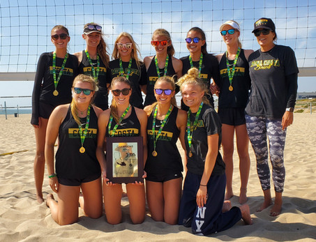 Mira Costa wins 2019 Southern Pacific IBVL Title