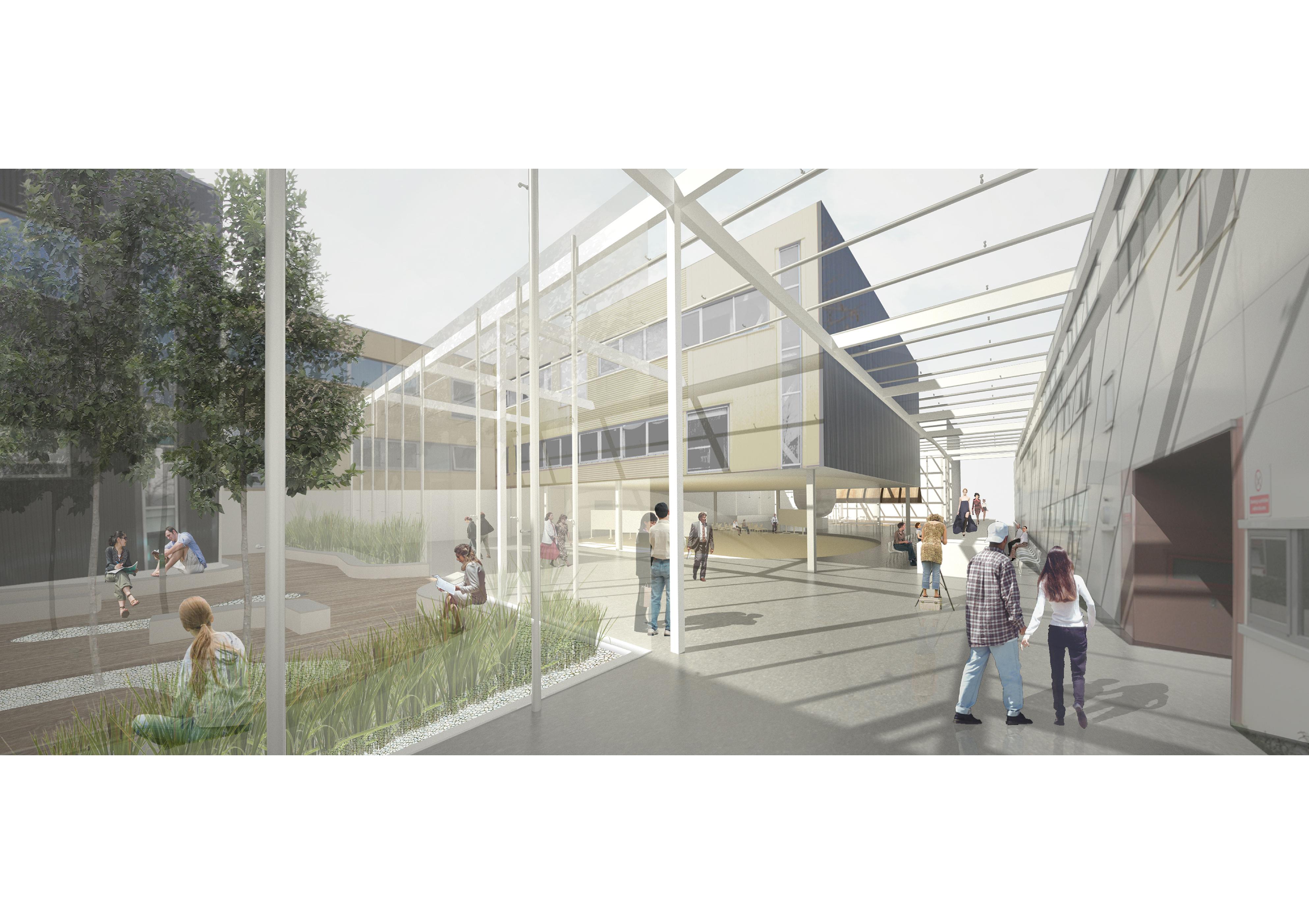 Atrium Gallery East
