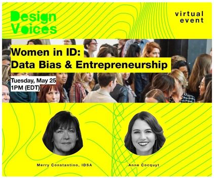 Women in Design. Data Bias and Entrepreneurship