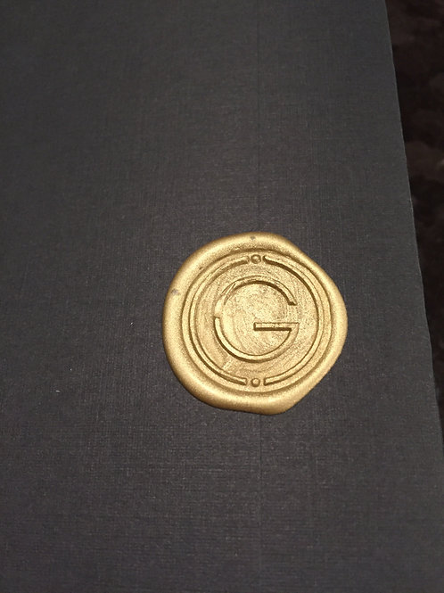 GUILD Gift Certificate with Seal