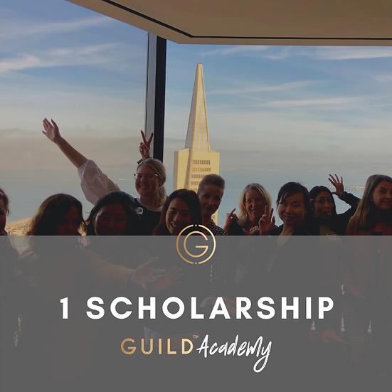 1 Scholarship