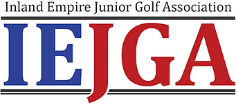 inland empire junior golf association logo tournaments southern california
