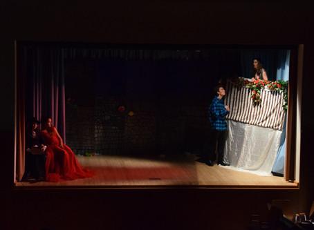 Romeo und Julia im Schülerheim