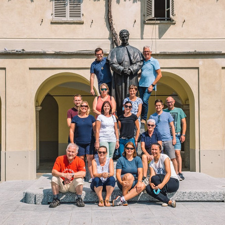 Betriebsausflug zu Don Bosco nach Turin