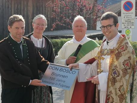 Pfarre dankt Salesianern für 100 Jahre Präsenz