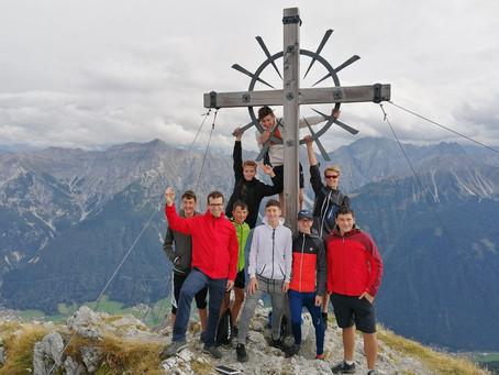 Bergtouren und andere Sportangebote