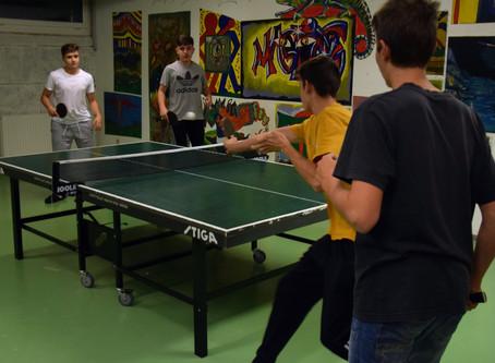 Neuer alter Heimmeister in Tischtennis