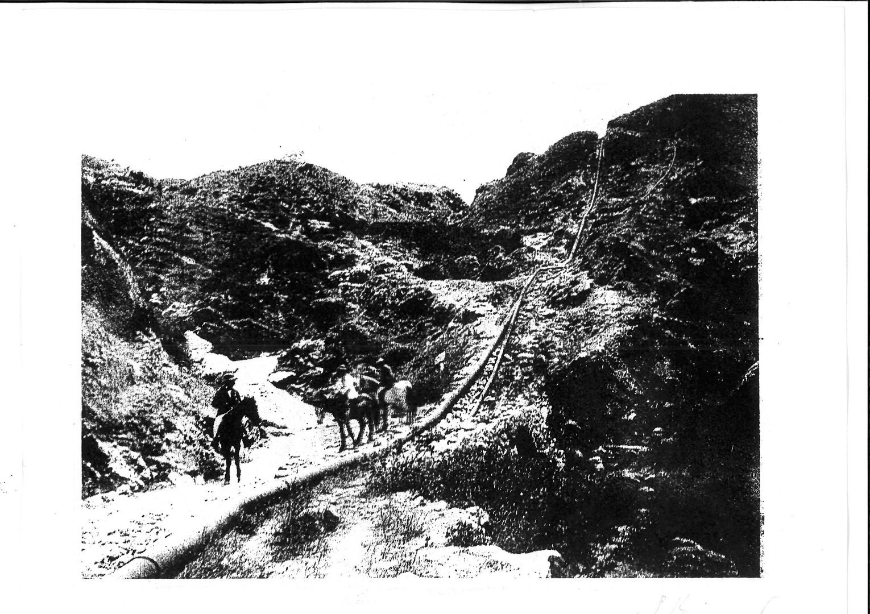 Pipeline - Mesopotamia Campaign 1918
