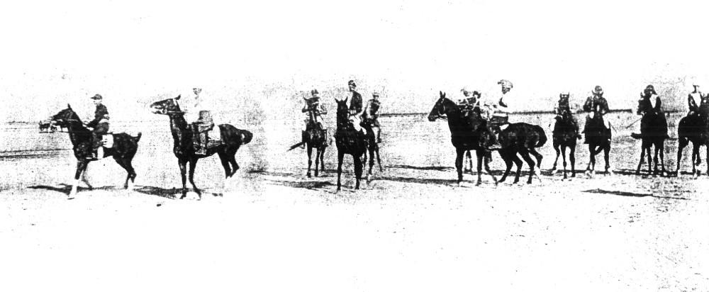 Basrah Race 1918