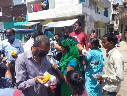 Our small help to Needy People during COVID-19 crisis.