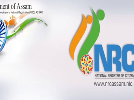 National Register for Citizenship (NRC)
