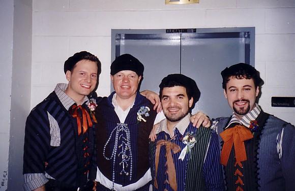 Tailors Guild - the Metropolitan Opera Meistersinger