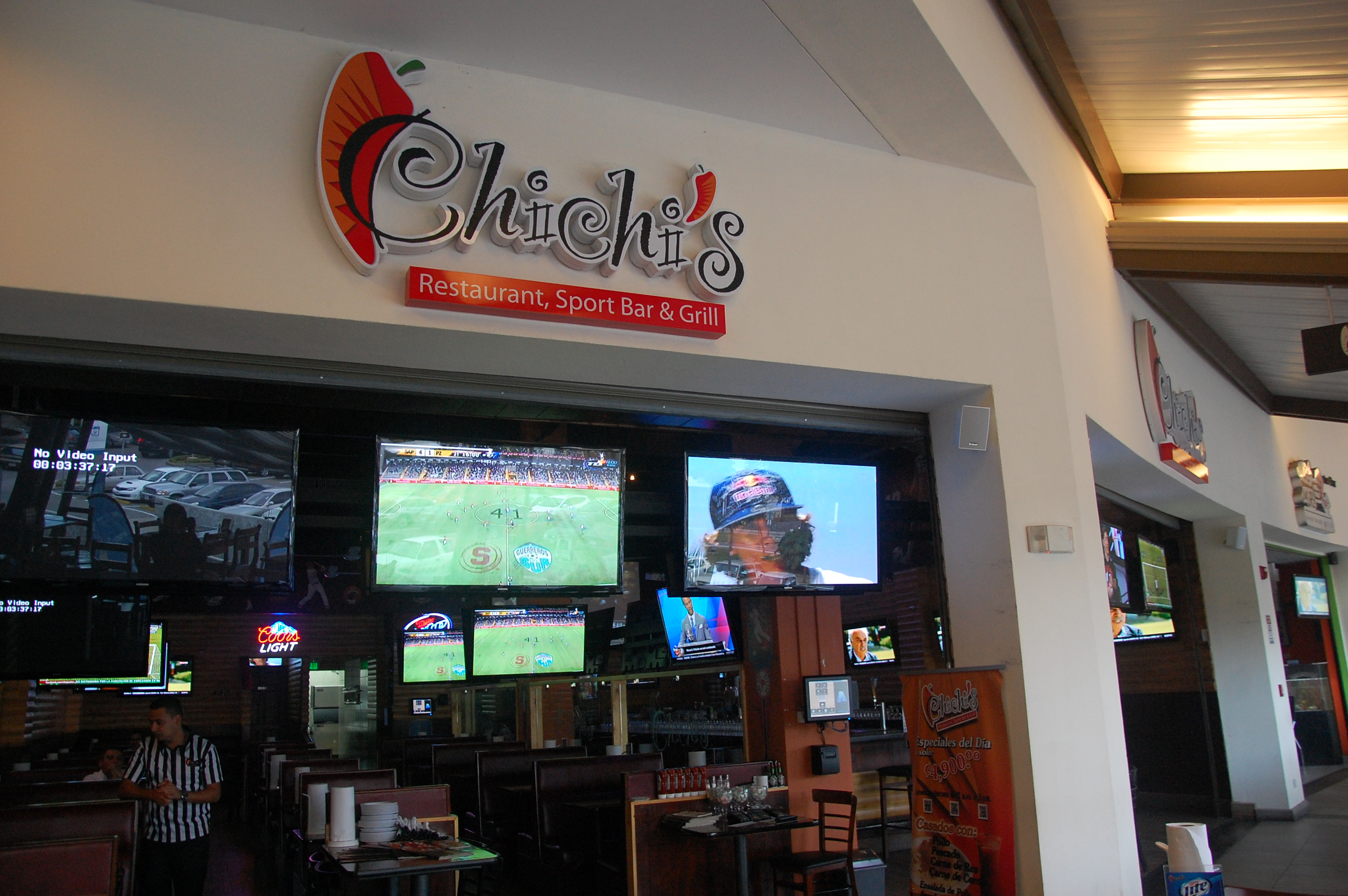 Home Chichis Sports Bar