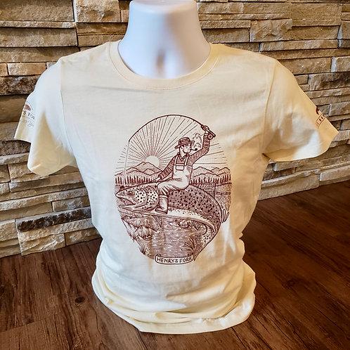 Henry's Fork River T-Shirt - Women's