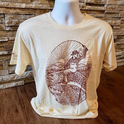 Henry's Fork River T-Shirt - Men's