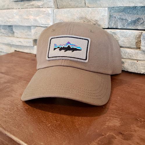 Patagonia Trad Hat - Burnie Brown