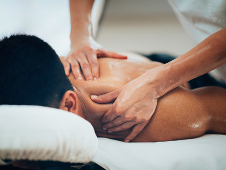 (ARTIKEL) Waarom ik een hekel heb aan massages