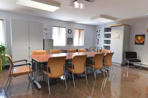 Salle de travail  (grande salle)