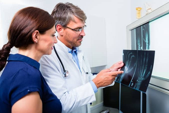 Consult with a  Orthopedic Doctor
