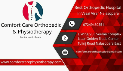 comfort care orthopedic & physiotherapy.