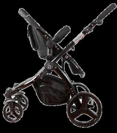 Light Weight Stroller| Black Stroller|Easy Fold Stroller|Ella Baby Stollers