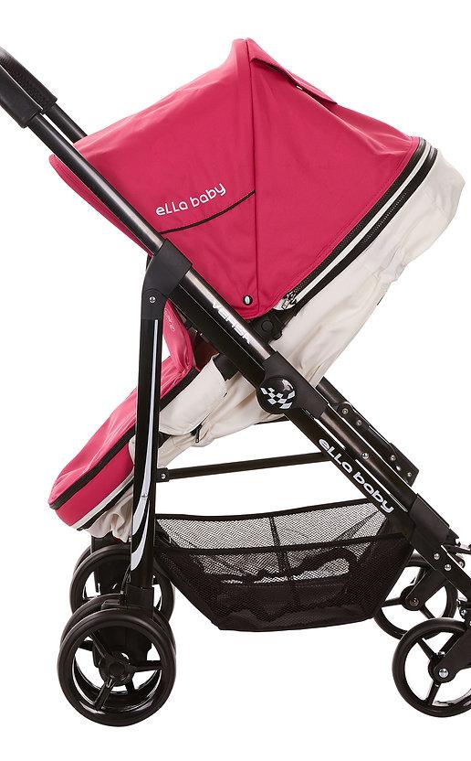 Versa Stroller - Pink