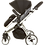 Thumbnail: Journey Convertible Stroller - Black/Grey