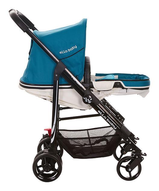 Ella Baby Versa Stroller Teal - Child