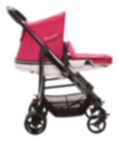 Ella Baby Versa Stroller Pink