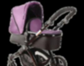 Baby Stroller|Pram|Buggy|Purple Stroller|Ella Baby Stroller
